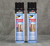 Handi-Seal Window and Door Spray Foam
